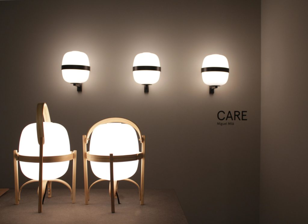 Cesta & Care Lampy by Miguel Milá - Santa&Cole - Barcelonaconcept