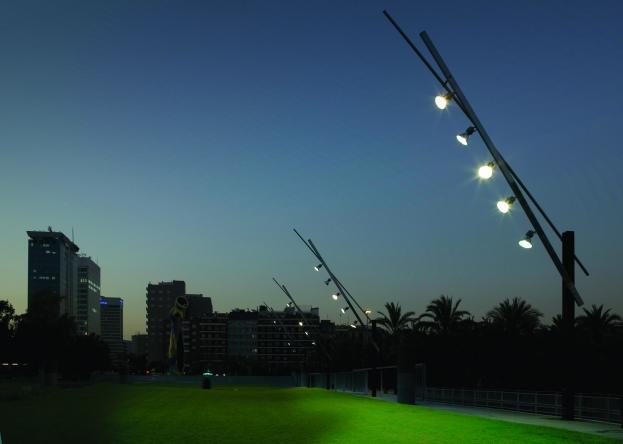 Lampy miejskie i lampy ogrodowe