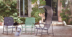 Odpoczynek w ogrodzie – meble ogrodowe 100% chic !