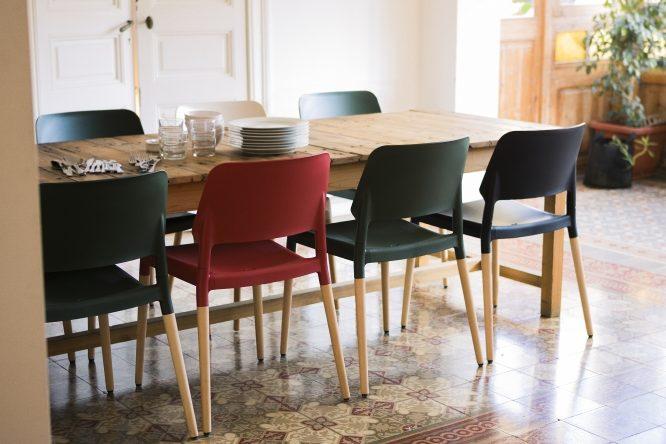 Belloch I Green Krzesła Stylowe Nie Tylko Do Salonu