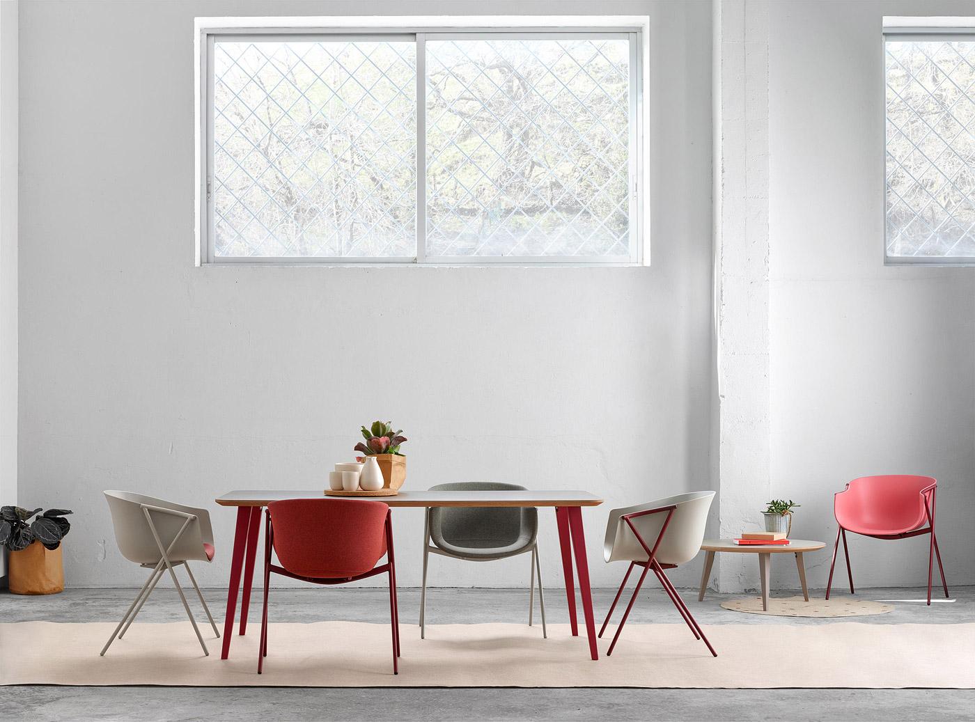 BAI: Fotele obrotowe i inne krzesła