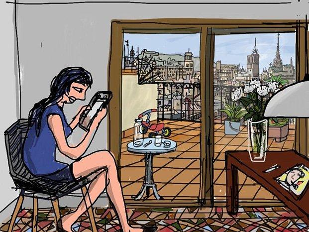 Kreatywny artysta z Barcelony – Javier Mariscal