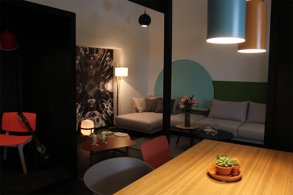 Showroom Barcelona Concept