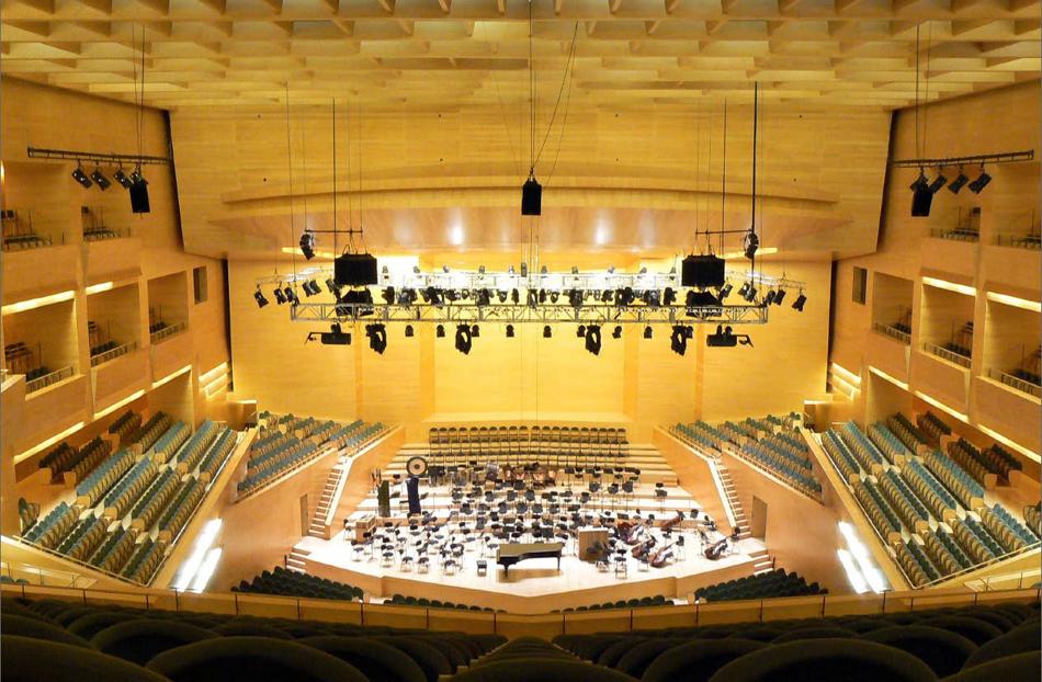 Auditori De Barcelona 4