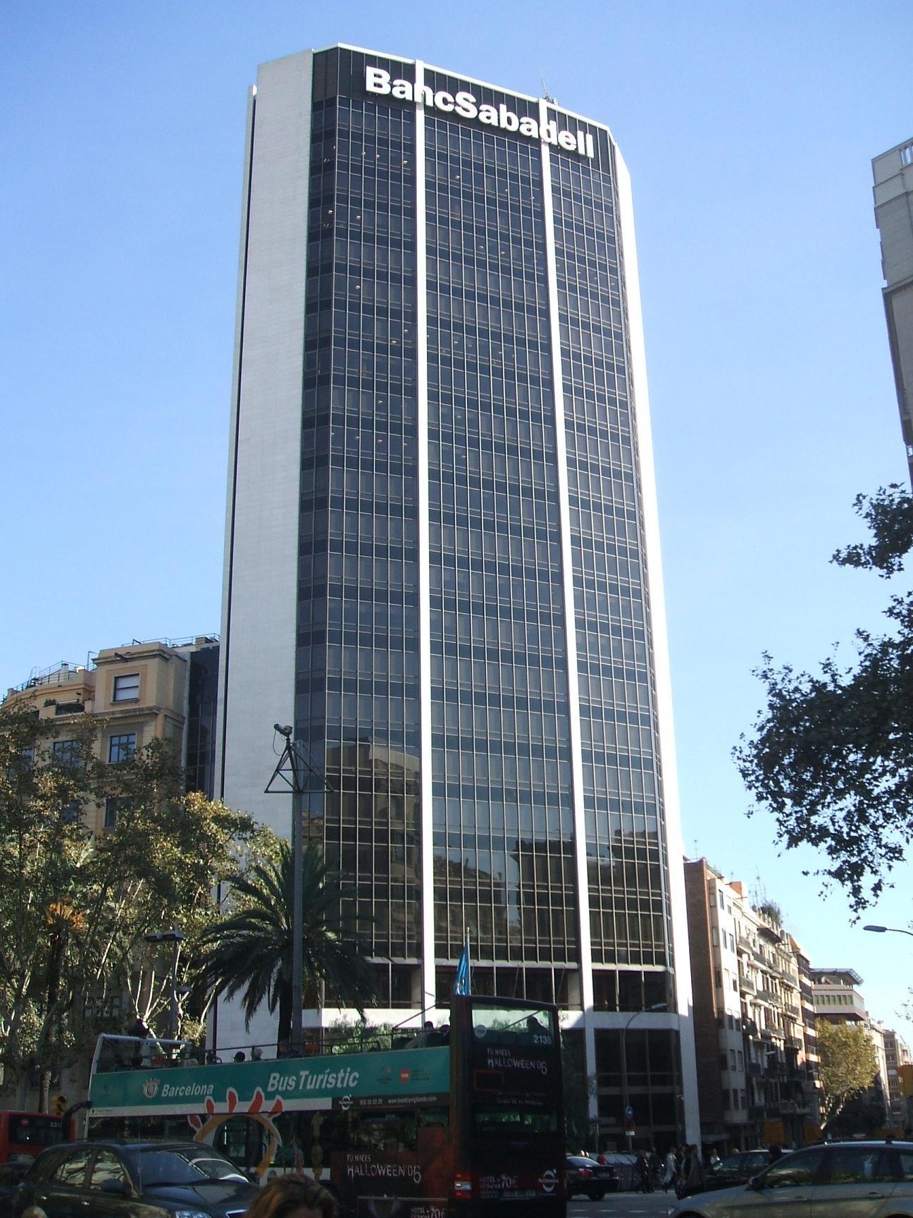 Banc Sabadell Block 14a