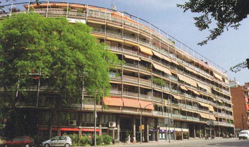 colmena building barcelona