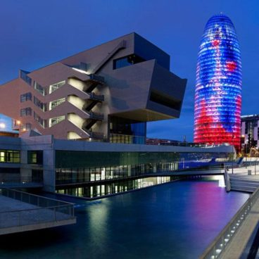 dhub museum of design barcelona