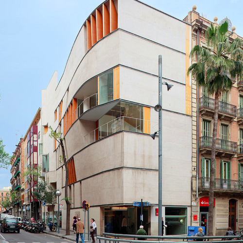 gracia library barcelona
