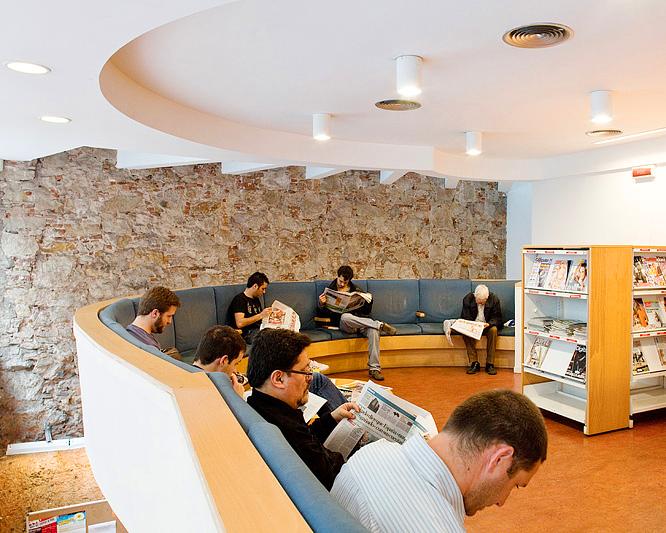 Gracia Library 3