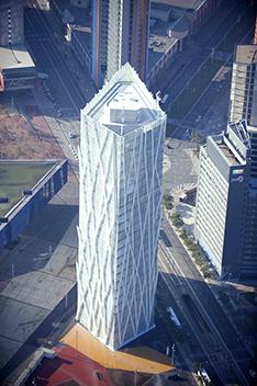 Torre Diagonal Zero Zero