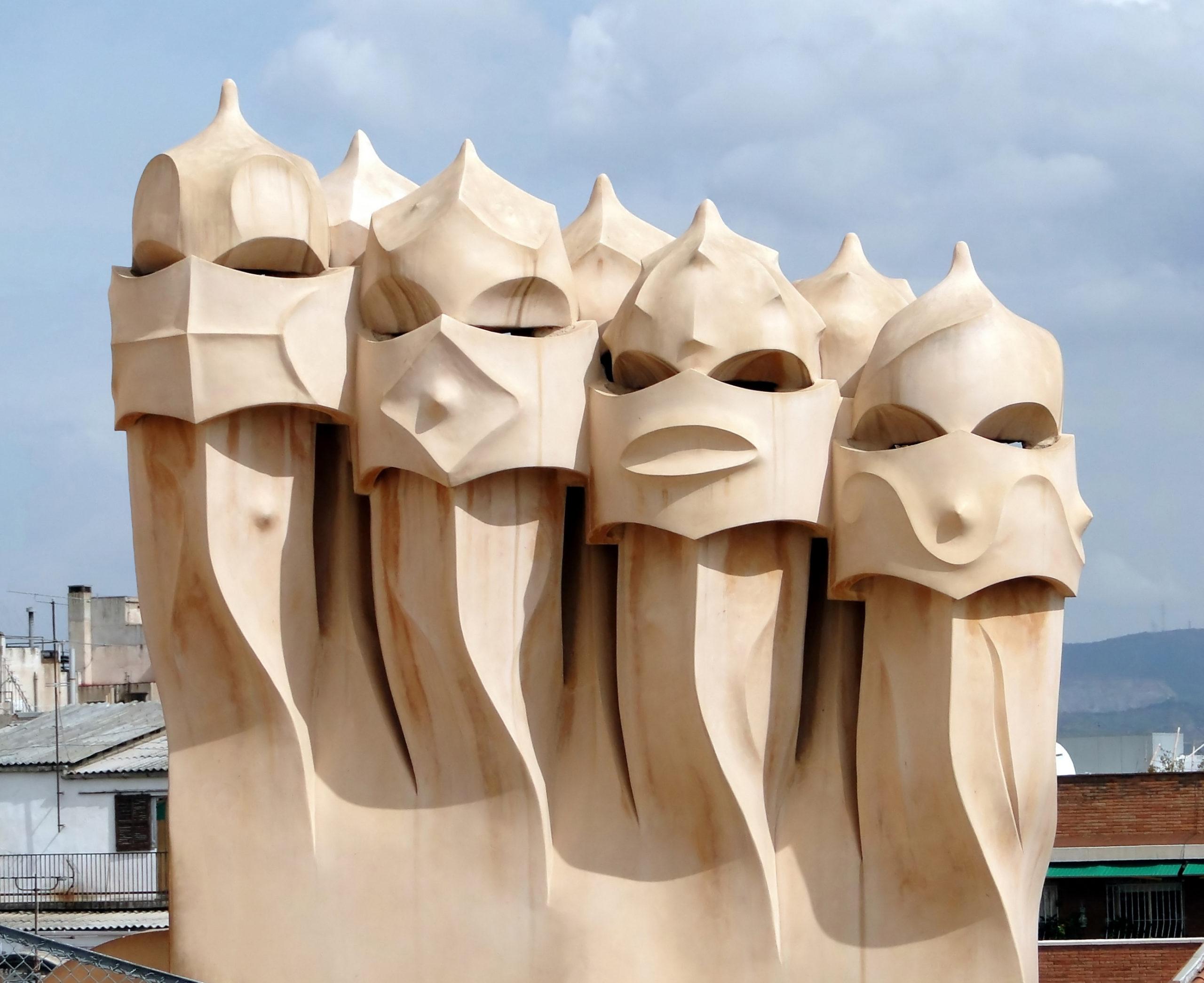 La Pedrera – najbardziej kontrowersyjna budowla Antoniego Gaudíego