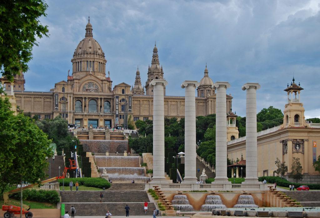 Pałac Narodowy w Barcelonie
