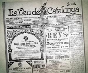 Glossa La Veu De Cataunya 300x250