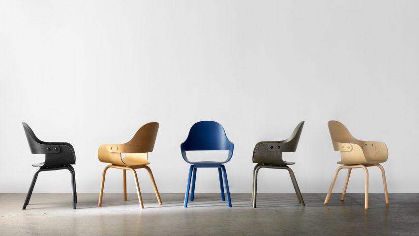 krzesła showtime