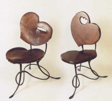 krzesła sklepowe mañach