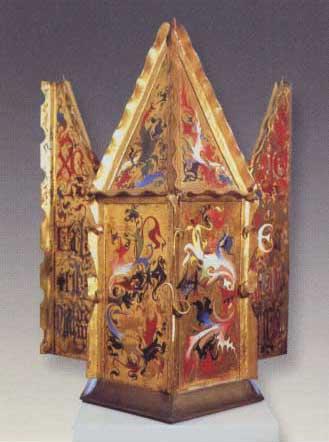 tabernakulum kościoła Santa Maria del Mar