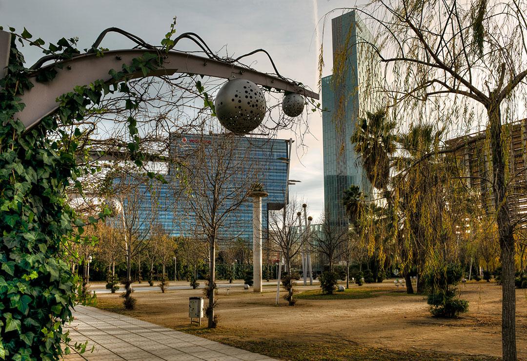 Parc Del Centre Del Poble Nou