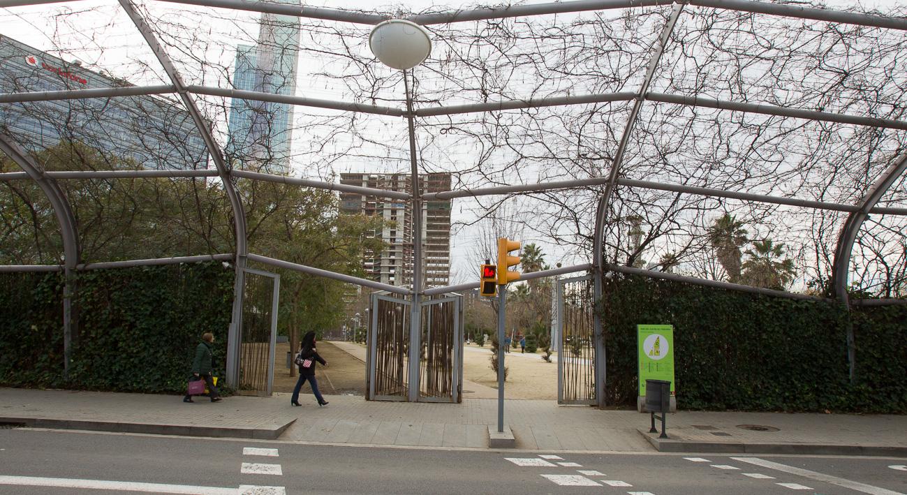 Parc Del Centre Del Poble Nou 1