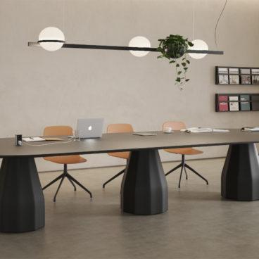 burin stół