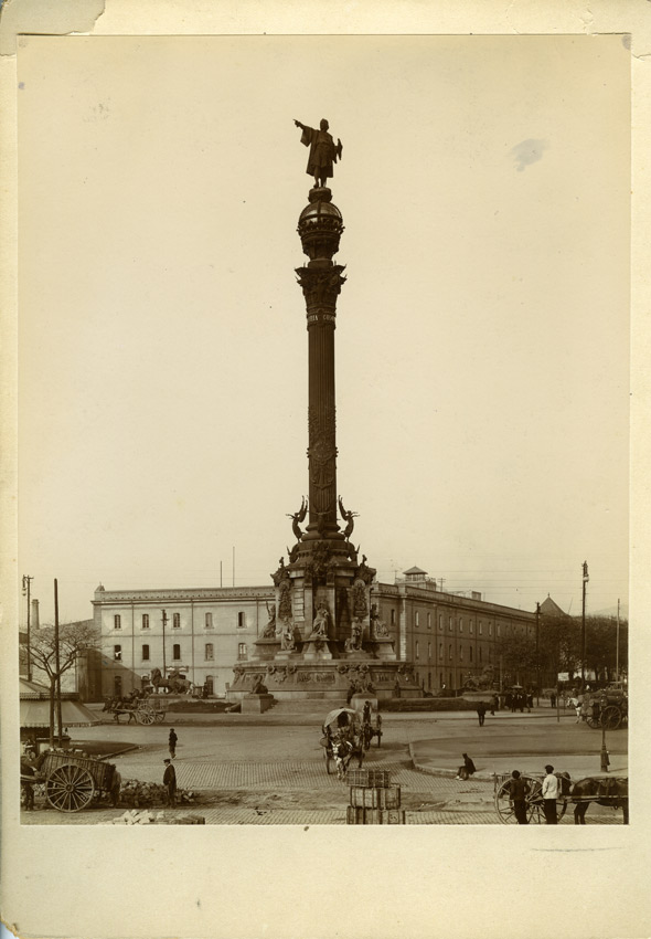 Nieznany Pomnik Krzysztofa Kolumba