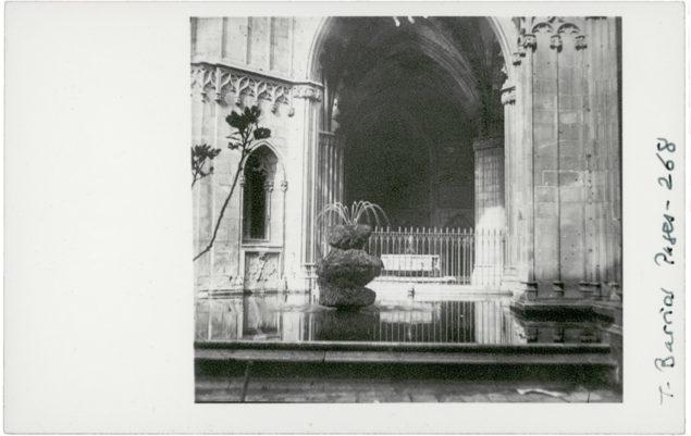 Teresa Barrios Pages Krużganki katedry