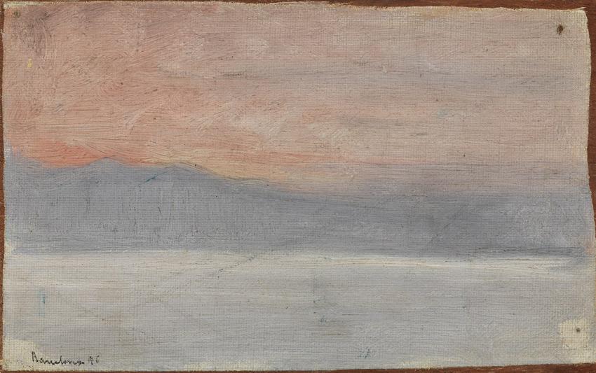 Pablo Picasso Góry Marina