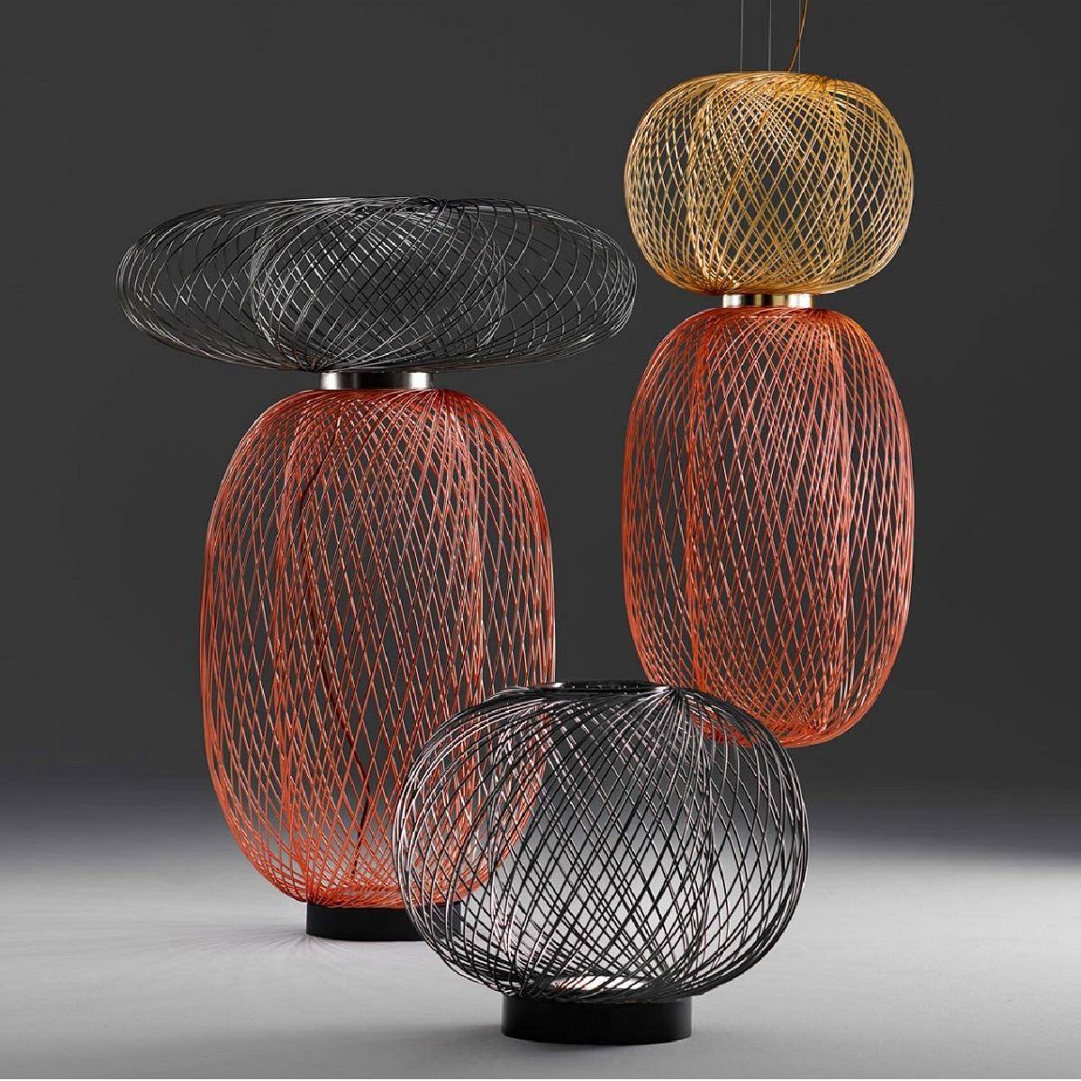 Anwar kolekcja lamp Stephena Burksa dla firmy Parachilna