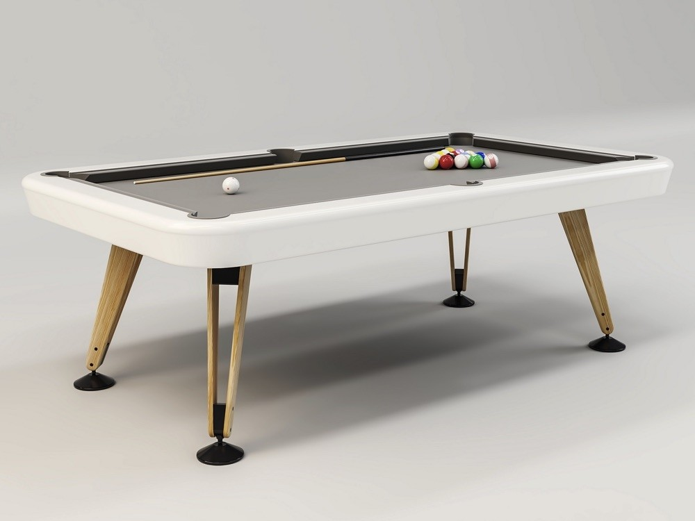 Chaplins Rs Barcelona Diagonal Pool Dining Table Cut Out