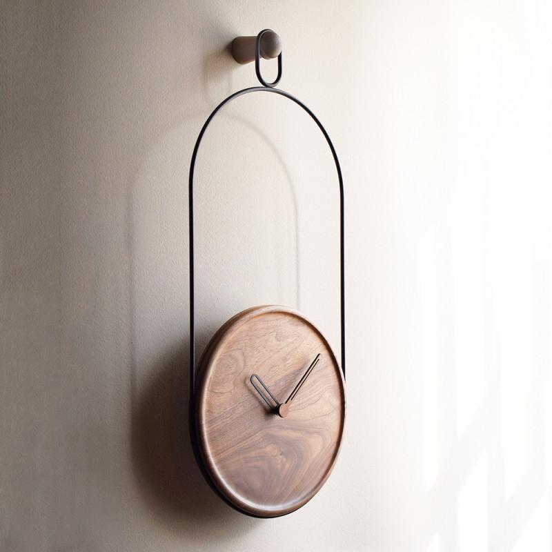 Reloj Eslabon Nogal De Nomon 2
