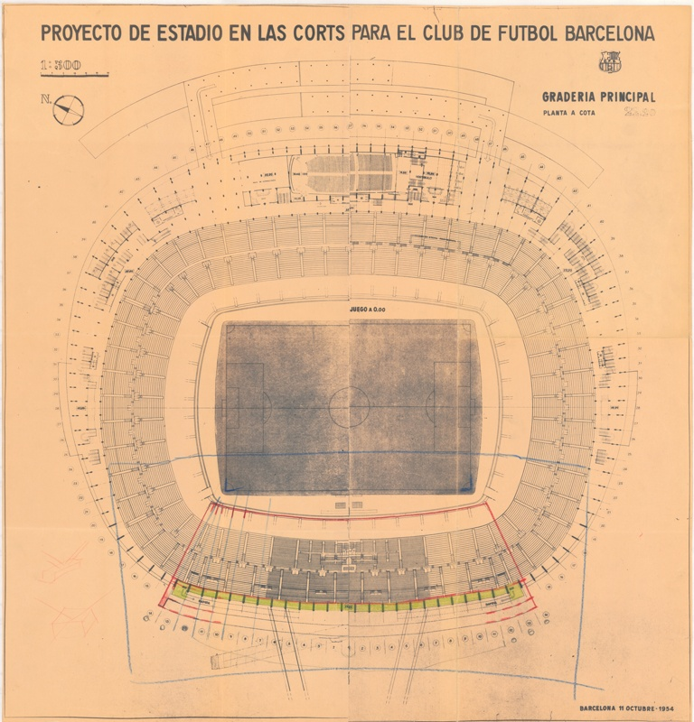 Camp Nou Barcelona 2