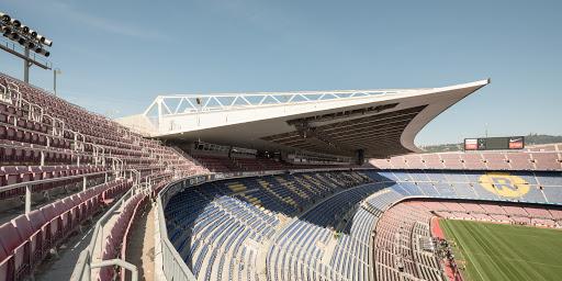Camp Nou Barcelona 4