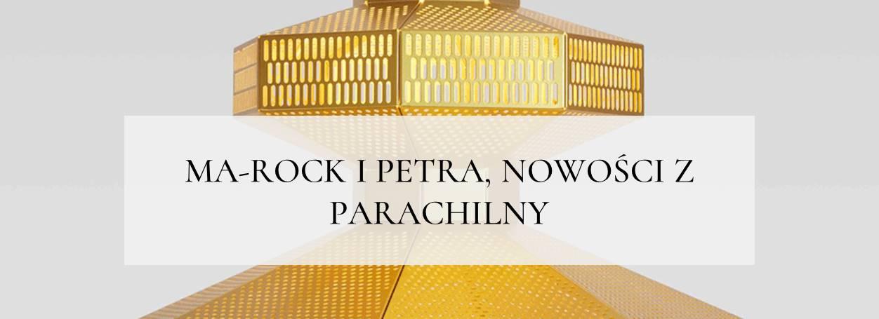 NOWOŚCI ! Odkryj nowe kolekcje firmy Parachilna na 2021 !